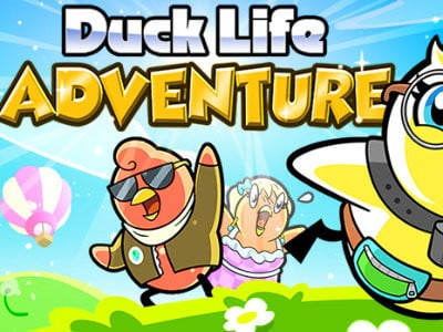 Duck Life: Adventure (Demo) online hra