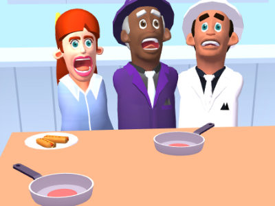 Pancake Master oнлайн-игра