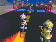 Moto 3D Racing Challenge juego en línea