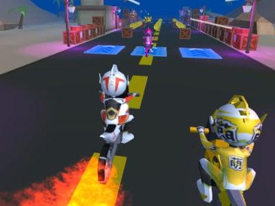 Moto 3D Racing Challenge online hra