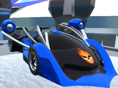 Fly Car Stunt 5 online hra