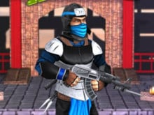 Ninja Clash Heroes online hra