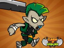 Clash of Goblins Online online hra