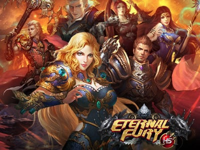 Eternal Fury online game