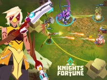 Knights of Fortune online hra