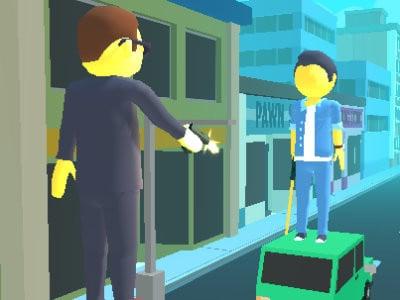 Ragduel online game