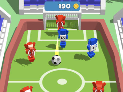 Flip Goal online game
