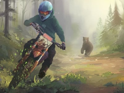 Moto Maniac 3 online game