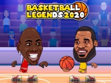 Basketball Legends 2020 online hra
