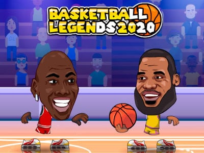 Basketball Legends 2020 online game