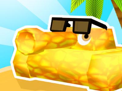 TankRoyale online game