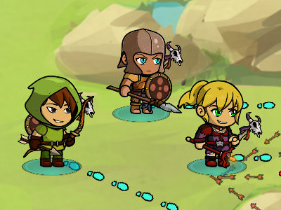 Minigod Madness online hra