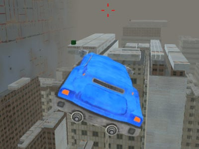 HoverCraft online hra