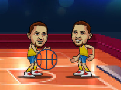 BasketBros online game