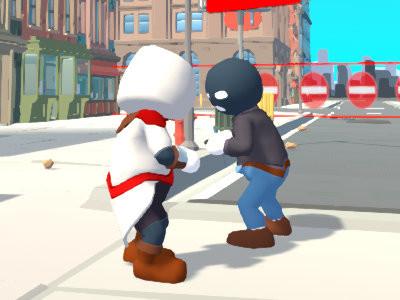 Ragdoll Gangs online game