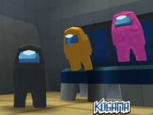 Kogama: Among Us online game