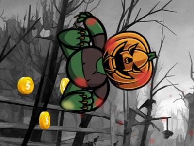 Pumpkin Monster oнлайн-игра