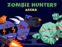 Zombie Hunters Arena online hra