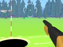 Golf Hunting 3D online game