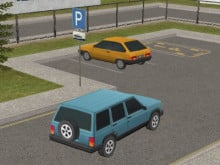 Parking Slot online hra