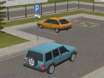 Parking Slot online game