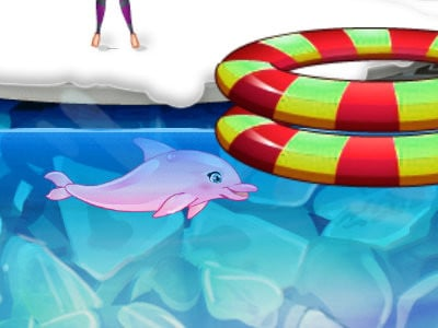 My Dolphin Show Christmas Edition online game