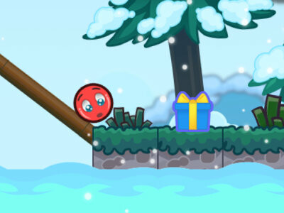 HeroBall Christmas Love online game