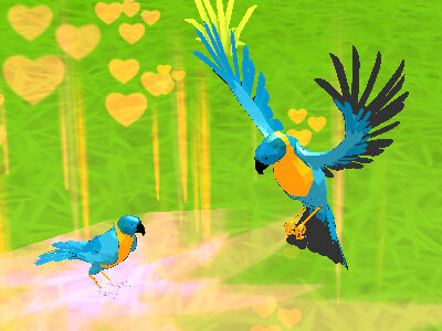 Parrot Simulator online game