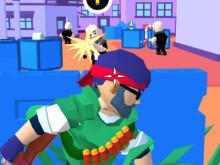 Machine Gun Squad online game