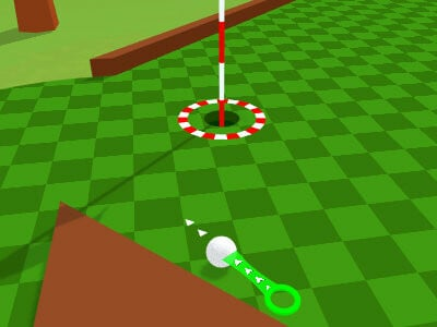 Golf Battle online hra
