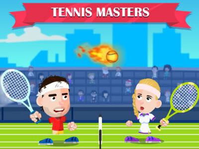 Tennis Masters online hra