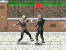 Double StreetFight online hra