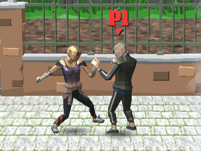 Double StreetFight online hra