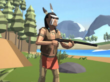 Wounded Winter: A Lakota Story online game