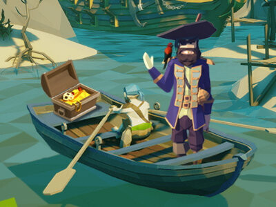 Pirate Adventure online hra