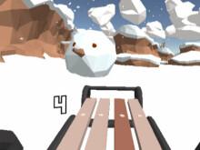 Snow Rider 3D online hra