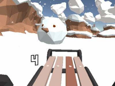 Snow Rider 3D online game