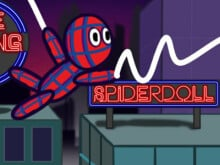 Spider Doll online hra