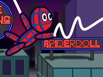 Spider Doll online game