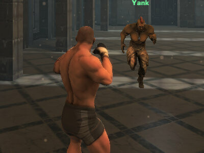 Fight Arena Online online game