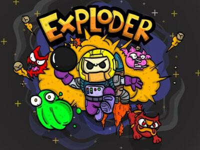 Exploder online hra