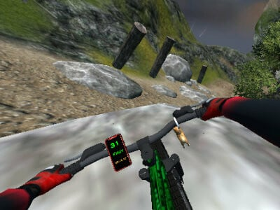 MX OffRoad Mountain Bike online hra