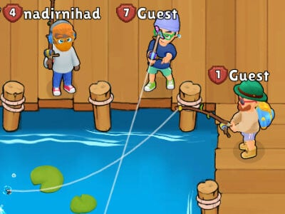 Fishington online game