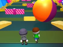 Fall Friends Challenge online game