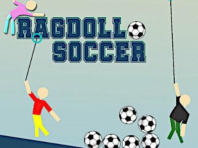 Ragdoll Soccer juego en línea