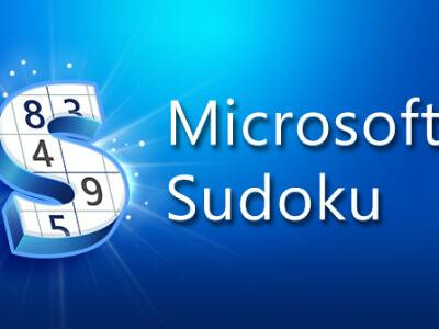 Microsoft Sudoku online hra