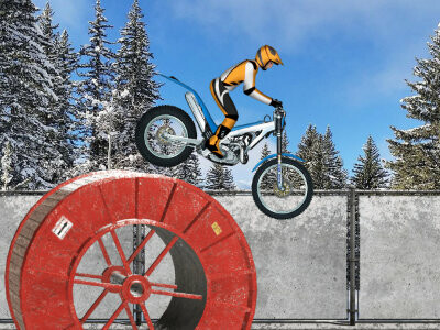 Trials Ice Ride online game