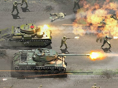 Heroes of War online game