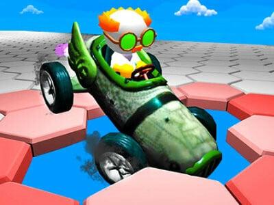 Hexa Cars online hra