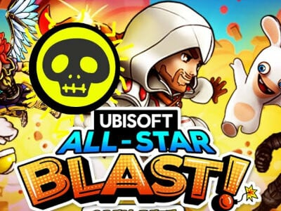 Ubisoft All-Star Blast! online hra